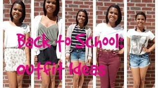 Back to School: Outfit Ideas Thumbnail