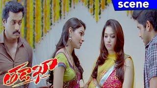 Andrea Jeremiah Asks Naga Chaitanya to Marry Tamannaah - Tadakha Movie Scenes