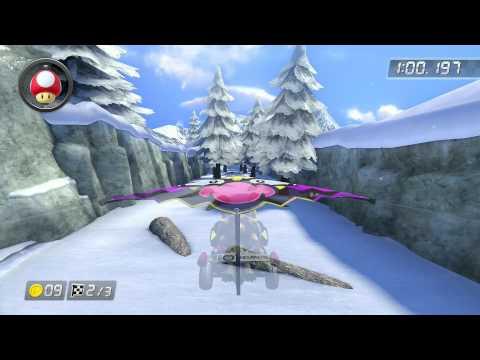 Mount Wario - 1:44.450 - Blake (Mario Kart 8 World Record)