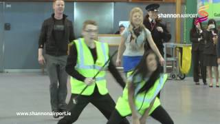 Shannon Airport Flashmob