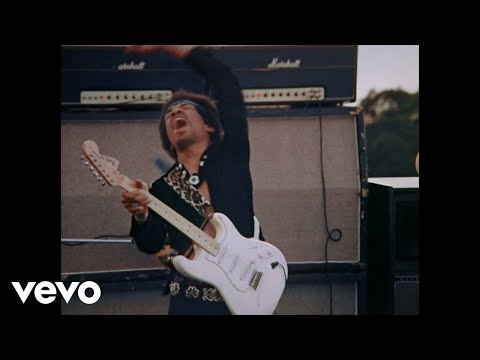 The Jimi Hendrix Experience - Foxey Lady (Live In Maui, 1970)