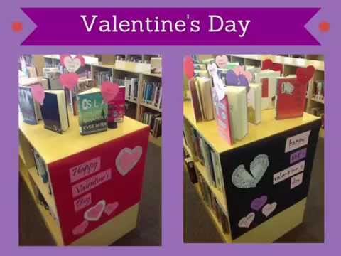 Library Displays:Promoting YA Literature