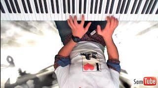 Justin Timberlake - What goes around... Comes around (Piano Cover) + Lyrics