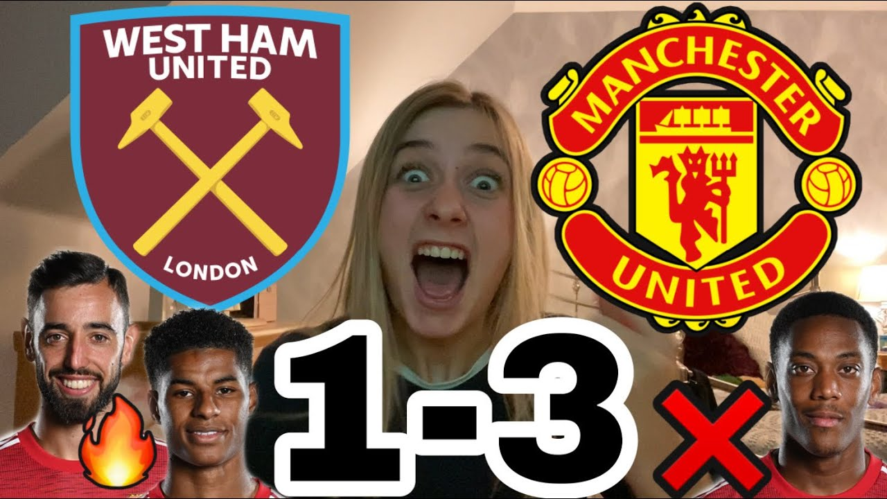 Three things we learned from West Ham  Manchester United
