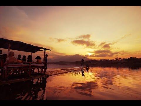 Seruling Sunda Dengan Nuansa Alam Bandung | The Best Relaxation Music