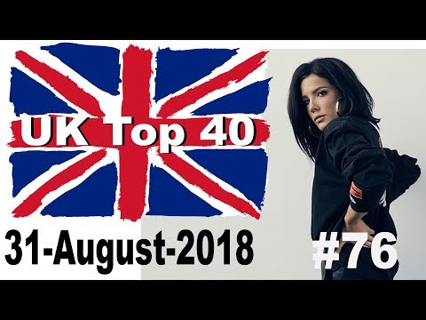 UK Top 40 Singles Chart 31 August, 2018 № 76 Mp3
