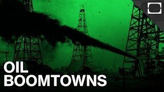 What Happens When A Town Strikes Oil?