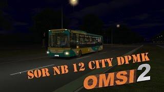 OMSI 2 SOR NB12 City DPMK #5731, Linka N3