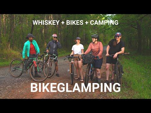 When a bikepacking