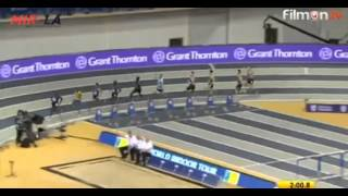 1500m Men Glasgow Indoor Grand Prix 2016