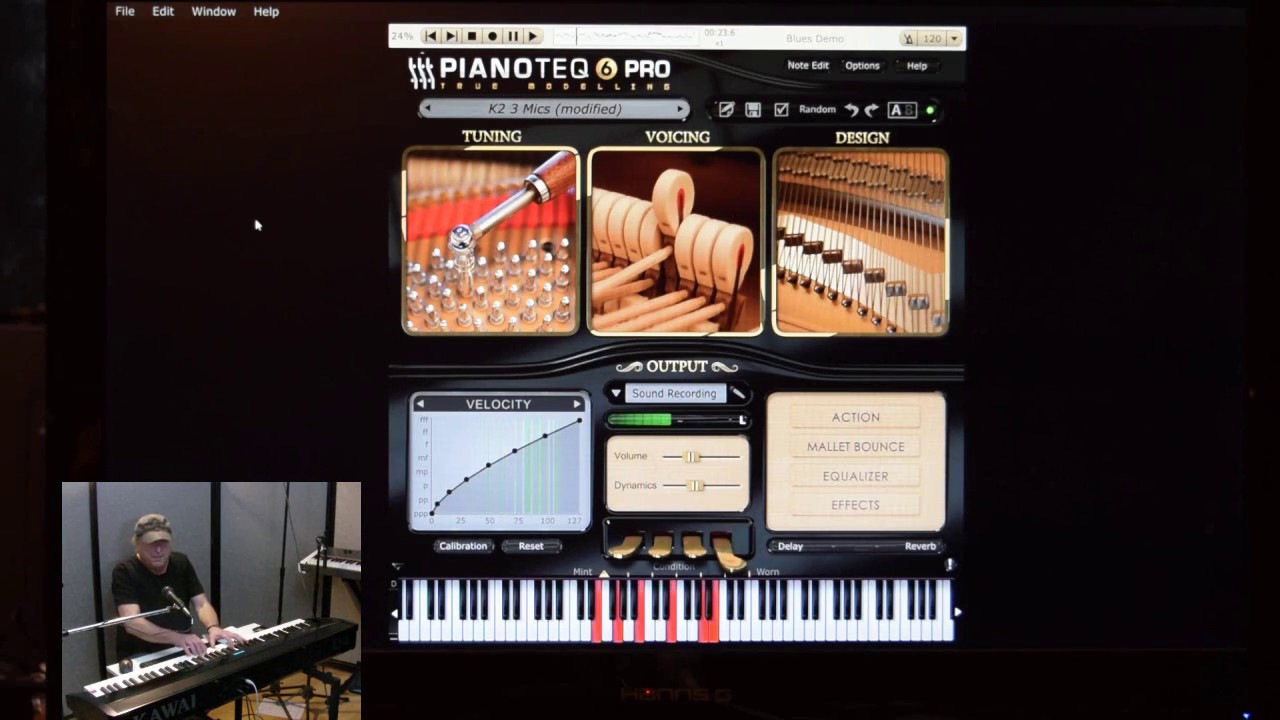PianoTeq 6 - Intro / Overview