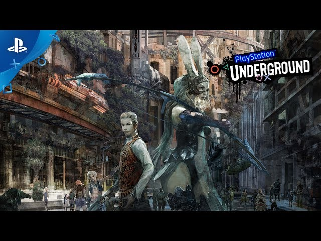 Final Fantasy XII: The Zodiac Age PS4 Gameplay | PlayStation Underground
