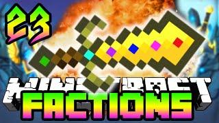Minecraft Treasure Wars Factions 'Sword & Armor Upgrades!' Episode 23 (Minecraft Factions)