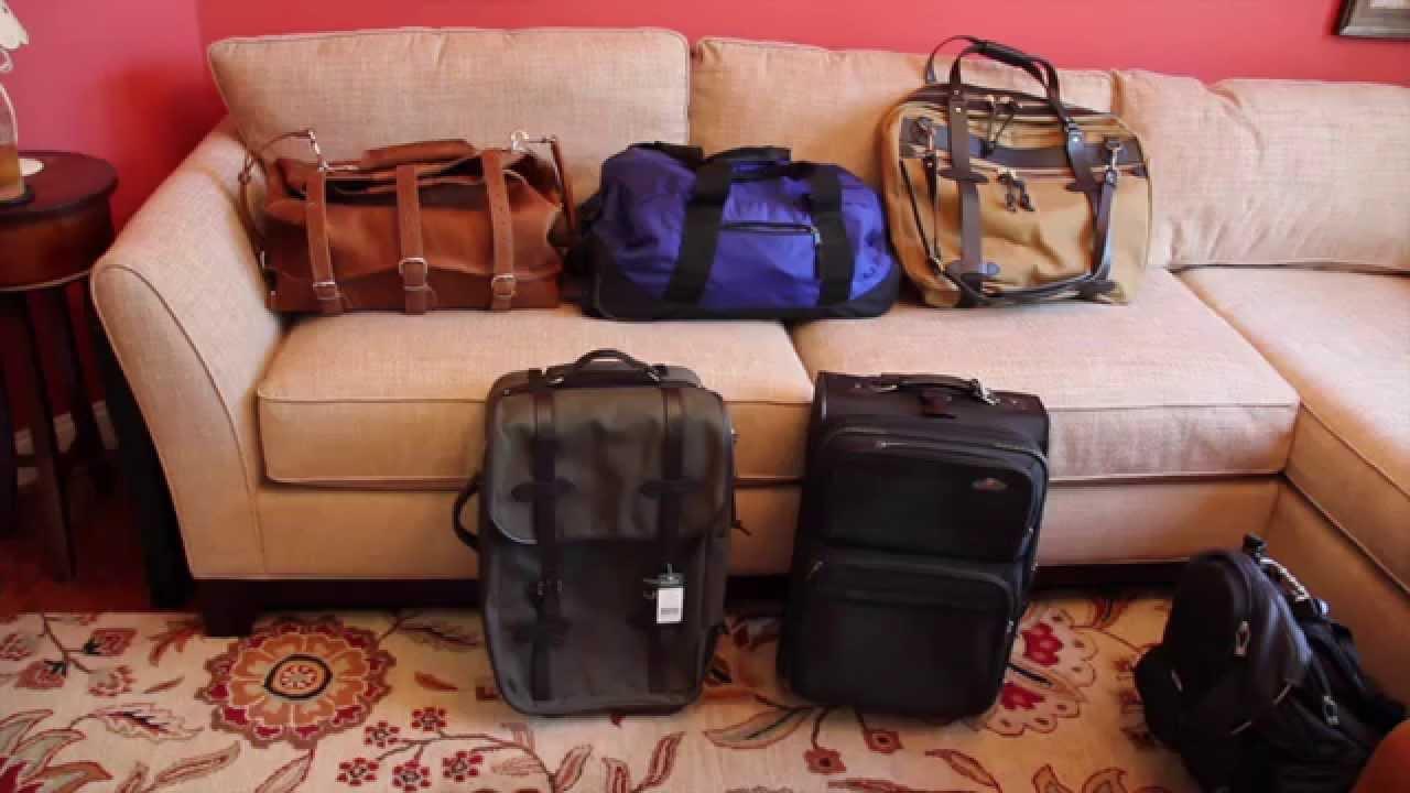 Saddleback Leather Waterbag, Filson Pullman, LL Bean ... Saddleback Leather