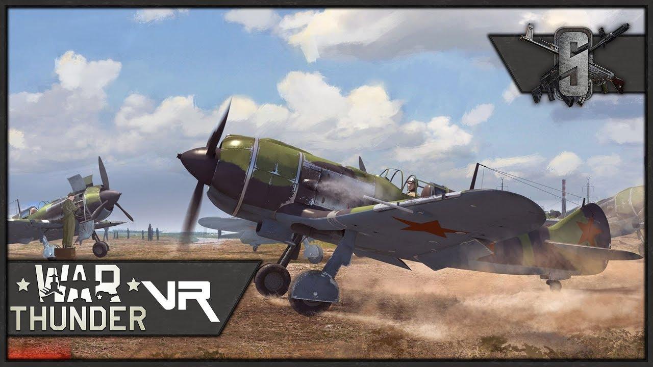 LA-5 RB Cockpit View PvP - VIVE VR War Thunder Gameplay - VRiday Episode #3 - YouTube