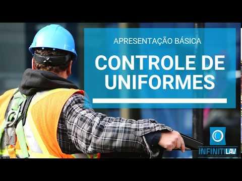 Apresentação Básica - Uniformes/EPI