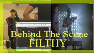 "Amazing ""Behind The Scene Justin Timberlake New Song - Filthy"""