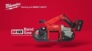 Milwaukee® M18™ Band Saw 2629-22