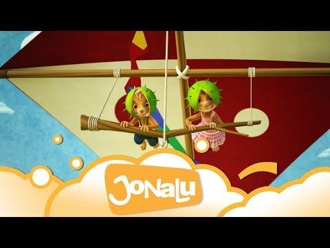 JoNaLu:  Up, Up and Away S1 E7  WikoKiko Kids TV