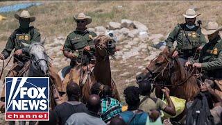 Former Border Patrol Horse Coordinator Refutes Bidens Allegations