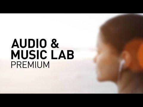 MAGIX Audio & Music Lab Premium (INT) – Music Software