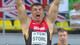 David Storl remains shotput world champ - Universal Sports