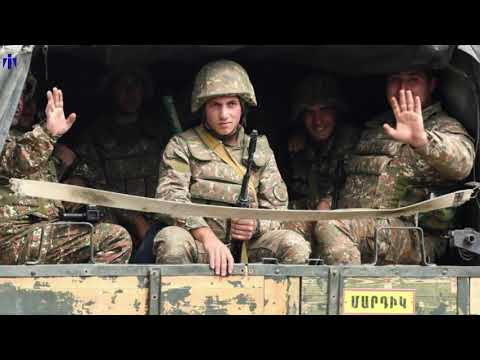 Будет ли распущена армия армян Нагорного Карабаха?