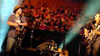 0% Interest - Jason Mraz + Toca Rivera - Live in Sydney 2011