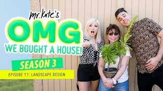 Landscape Design! | OMG We Bought A House!