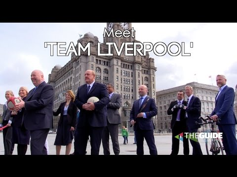 Meet our Commonwealth Games bid team: 'Team Liverpool' | The Guide Liverpool