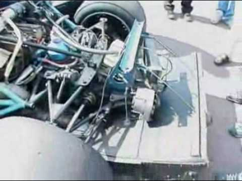 BMW M1 with F1-engine.