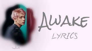 BTS Jin - 'Awake' [Han|Rom|Eng lyrics] [FULL Version]