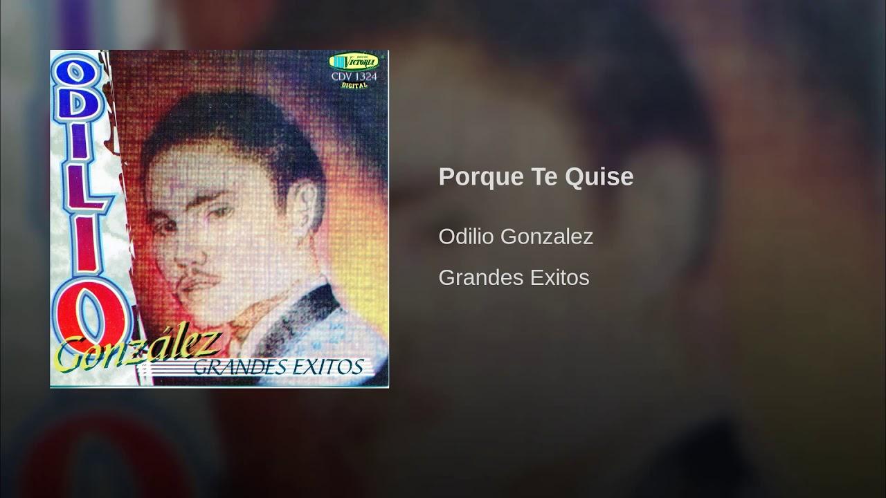 Odilio González - Exitos Con Odilio González
