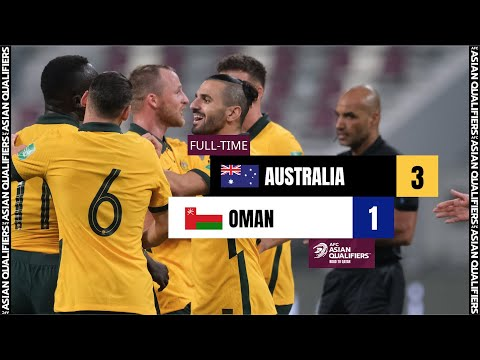 Australia Oman Goals And Highlights