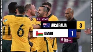 Австралия  3-1  Оман видео