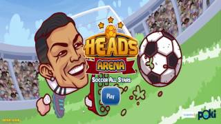 Heads Arena: Soccer All Stars Gameplay