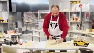 Секрет салатов с огурцами мастер-класс от шеф-повара / Илья Лазерсон