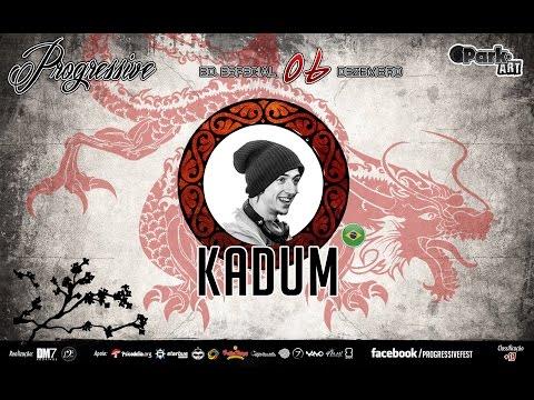 KADUM Live @ PROGRESSIVE ED. ESPECIAL 2014 [FULL SET]