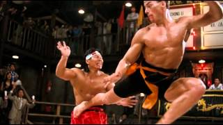 Bloodsport final fight