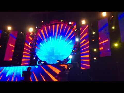 Steve Aoki - One One More Light Remix - Paraguay 2017