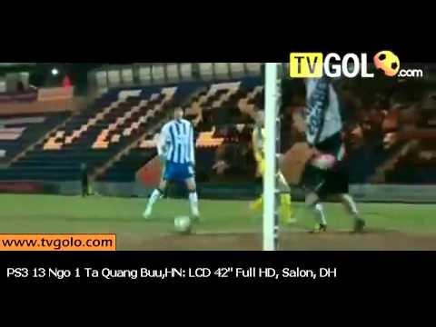 Những tình huống hài hước trong bóng đá (P1)