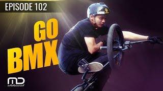 Video Go BMX - Episode 102 download MP3, 3GP, MP4, WEBM, AVI, FLV Oktober 2018