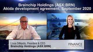 BrainChip Holdings (ASX:BRN) Akida development agreement