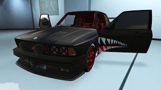 أفضل سيارة تفحيط في قراند أونلاين | GTA Online The Best Drift Car