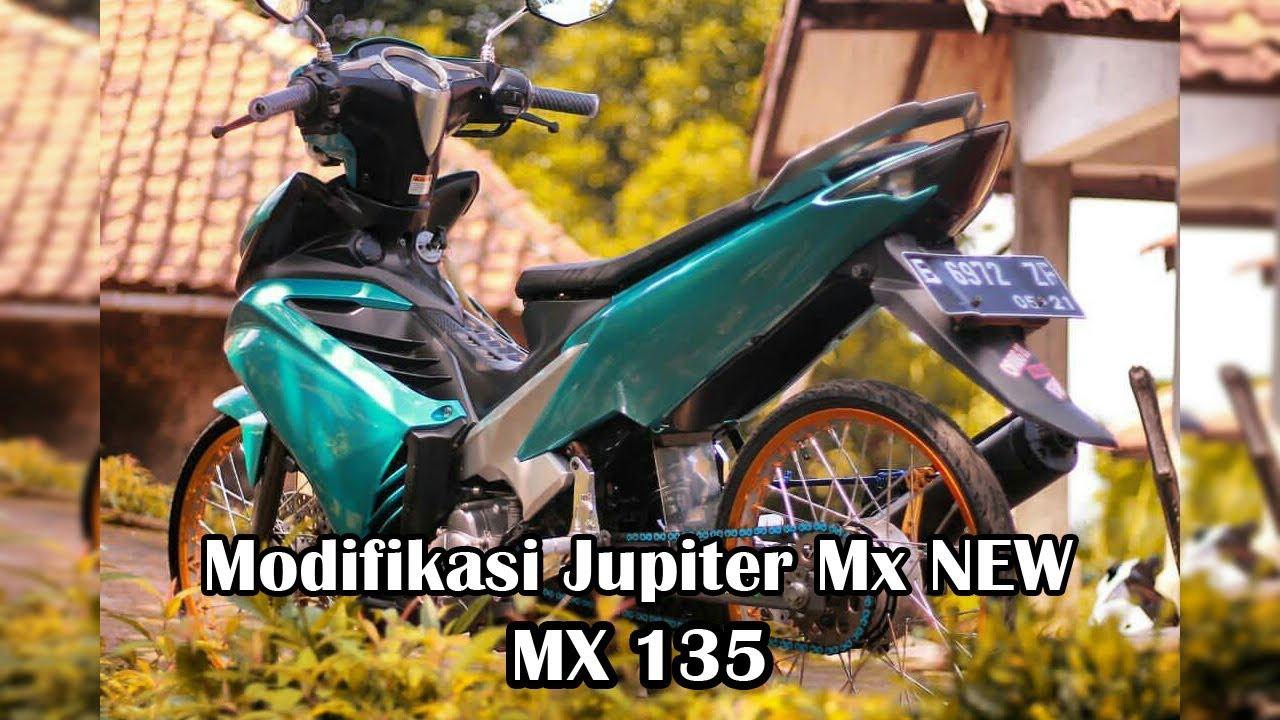Modifikasi Jupiter Mx New 135 Inspirasi