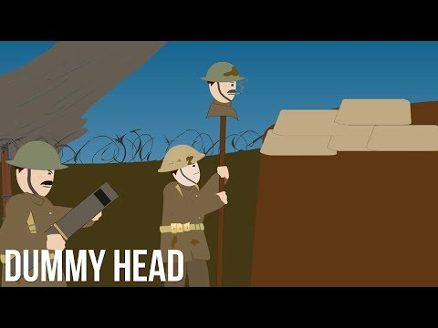 Sniper Decoys: Dummy Heads