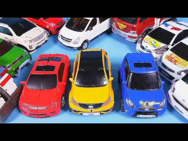 TOBOT CarBot car toys Tritan & more transformers robot cars ???? ?? ?? ??