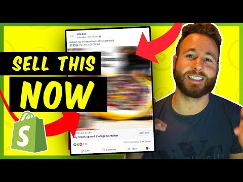 Is This The Next Big Winning Product? | Shopify Dropshipping 2020 thumbnail