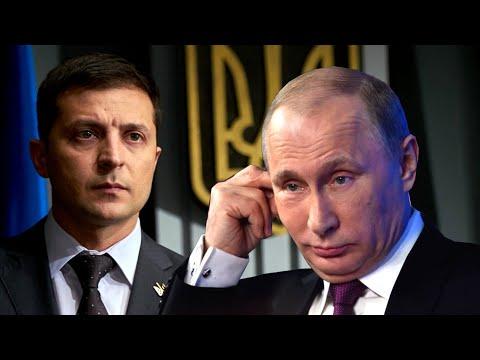 Ответ Зеленского Путину о паспортах РФ!