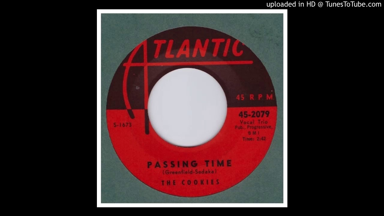 Cookies, The - Passing Time - 1960 - YouTube